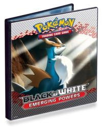 Folder Pokemon Emerging Powers 4 Pocket