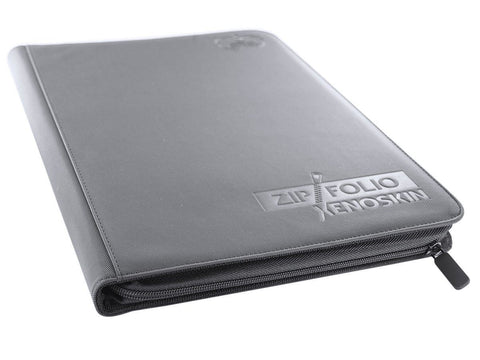 Folder Ultimate Guard 9-Pocket ZipFolio XenoSkin Grey