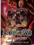 Force of Will Alice Origin Melgis Starter Deck