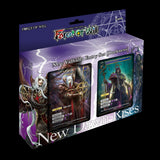 Force of Will New Valhalla Entry Set New Dawn Rises Starter Deck-Darkness Attribute (English)