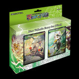 Force of Will New Valhalla Entry Set New Dawn Rises Starter Deck-Wind Attribute (English)