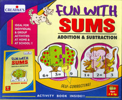 Fun with Sums - Addition & Subtraction