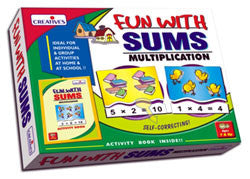 Fun with Sums - Multiplication