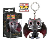 Game of Thrones - Drogon Pocket Pop! Keychain