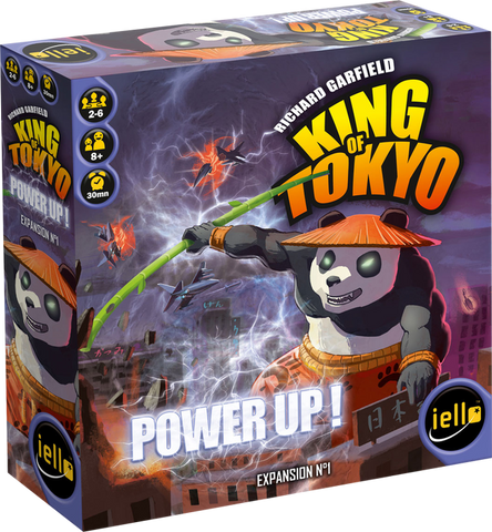 King of Tokyo - Power Up! Expansion