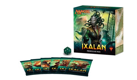 Magic the Gathering Ixalan Prerelease Pack