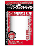 KMC PERFECT SIZE SLEEVE (100 SLEEVES/PACK) - STANDARD SIZE