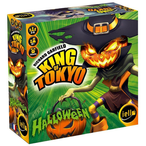 King of Tokyo - Halloween Expansion (2017 Edition)