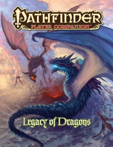 Pathfinder Player Companions: Legacy of Dragons