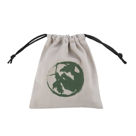 Legend of the 5 Rings Mantis Clan Dice Bag