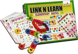 Link 'n' Learn Elementary Maths