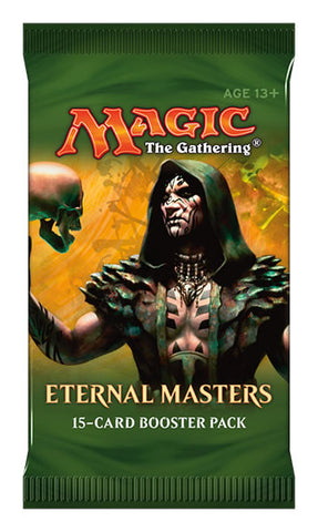 MAGIC THE GATHERING Eternal Masters Booster Pack