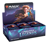 MTG Commander Legends Draft Booster Box