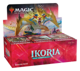 MTG Ikoria Lair of Behemoths Draft Booster Box With Buy-a-Box Promo (Estimated Release Date 15/05/2020)
