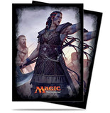 MTG Commander 2016 Saskia the Unyielding 120 Deck Protector Sleeves