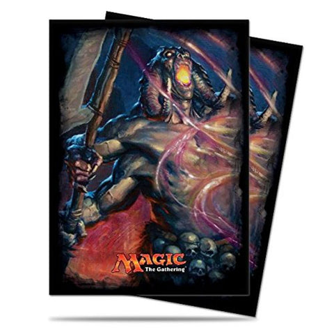 MTG Commander 2016 Yidris and Maelstrom Wielder 120 Deck Protector Sleeves