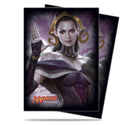 MTG Eldritch Moon Oath of Lilianna Card Sleeves (80 Count) Deck Protectors