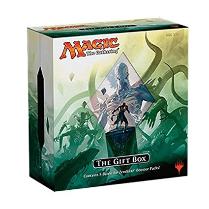 Magic the Gathering Battle For Zendikar Gift Box