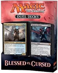 Magic the Gathering - Duel Decks: Blessed vs Cursed