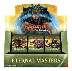 Magic the Gathering Eternal Masters Booster DISPLAY