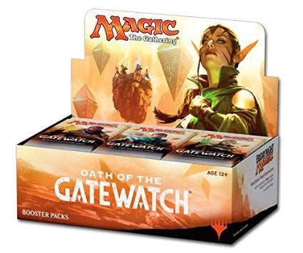 Magic The Gathering Oath of the Gatewatch Booster Box - The Games Corner