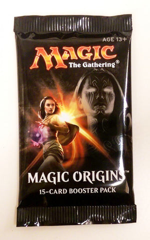 Magic the Gathering-magic origins booster pack