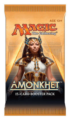 Magic the Gathering Amonkhet Booster Pack (Release date 28/04/2017)