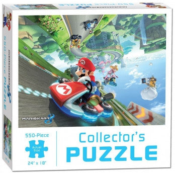 Mario Kart 8 Collectors Puzzle 550 Piece