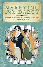 Marrying Mr Darcy - The Pride & Prejudice Card Game