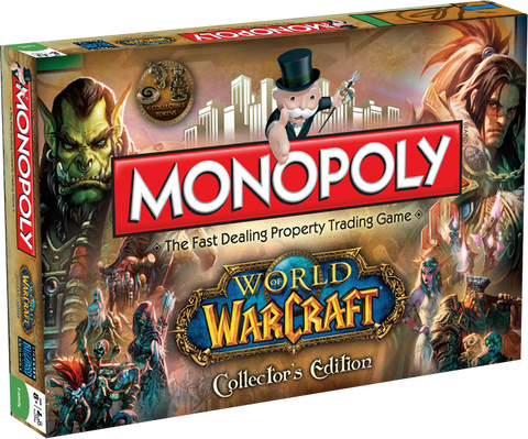 Monopoly: World of Warcraft Edition