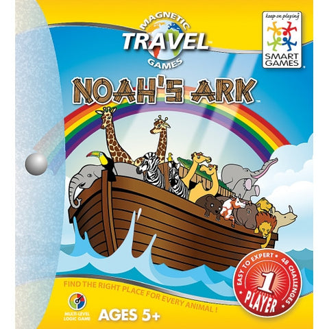Noah's Ark - Magnetic Travel