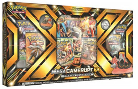 POKÉMON TCG Mega Camerupt-EX Premium Collection