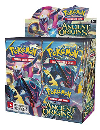 POKÉMON TCG XY Ancient Origins Booster Box