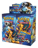 POKEMON TCG XY Evolutions Booster Box Display (release date: 02/11/2016)