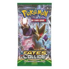 POKEMON TCG XY Fates Collide Booster Pack