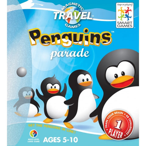 Penguins Parade-Magnetic Travel