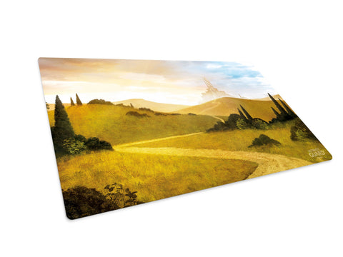 Play Mat Ultimate Guard Land Edition Plains 61 X 35 Cm