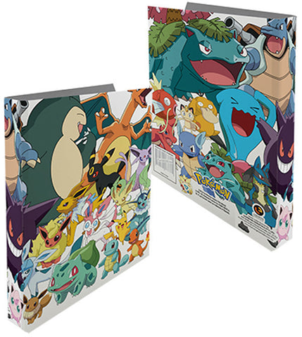 Pokemon A4 Binder Folder