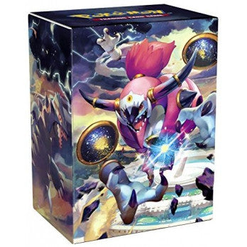 Pokemon Deck Box Hoopa Unbound