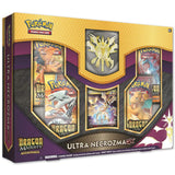 Pokemon Dragon Majesty Figure Collection Ultra Necrozma GX