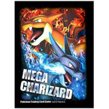 Pokemon Sleeve Mega Charizard X & Y