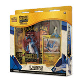 Pokemon TCG Dragon Majesty Pin Collection Box - Latios