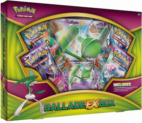 Pokemon TCG: Gallade EX Box