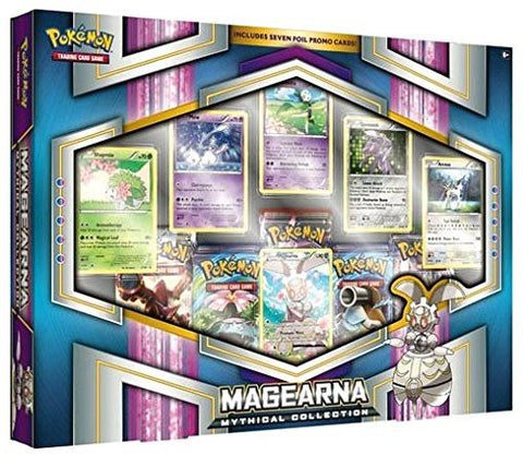 Pokémon TCG: Magearna Mythical Collection (Release date 20/01/2017)