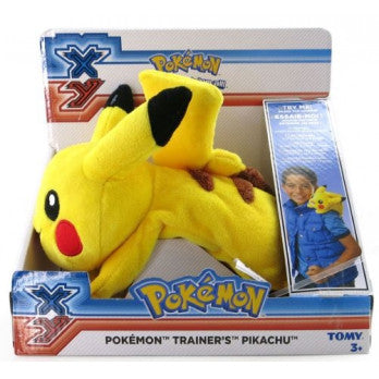 Pokemon XY Pikachu Talking Beanie Plush