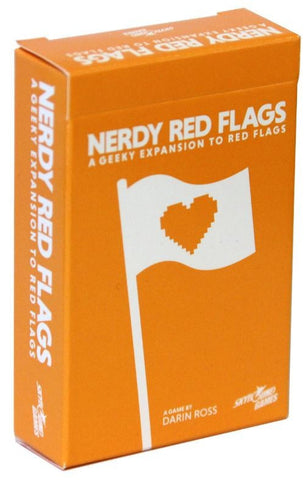 Red Flags Nerdy Expansion
