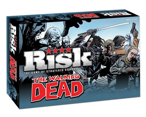 Risk: The Walking Dead Edition