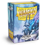 Sleeves - Dragon Shield - Box 100 - Petrol MATTE