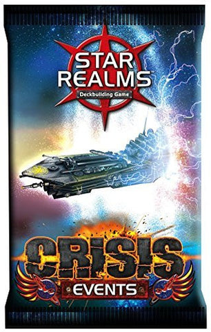 Star Realms Crisis Events Booster Pack