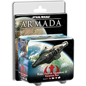 Star Wars Armada Rebel Fighter Squadrons II